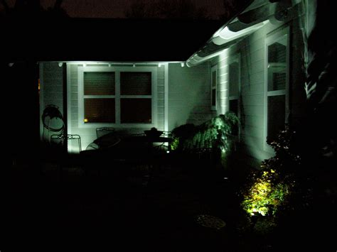 Solar Landscape Lights Solar Landscape Lighting Upgrade Homeownerbob S Blog