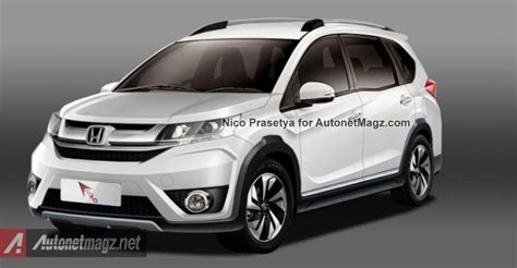 2016 honda br v india bound budget 7 seater suv