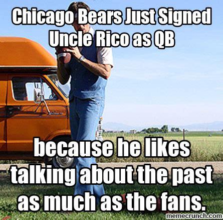Uncle Rico Meme - rico