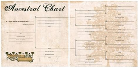 free printable family tree for scrapbook for the record paper loft s new family tree range of