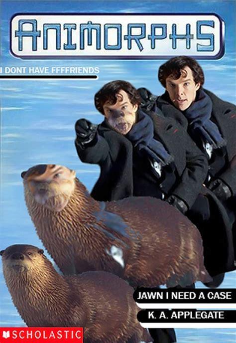 Benedict Cumberbatch Otter Meme - sherlock holmes benedict cumberbatch s otter