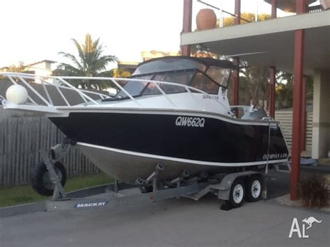 boat parts capalaba razerline olympian supercab for sale in agnes water