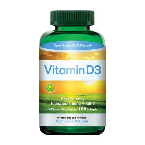 Vitamin Hi Bone Vitamin D3 High Potency To Support Bone Health