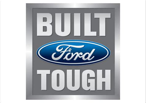 Built Ford Tough Logo by Built Ford Tough Logo 30 Quot X 42 Quot Flag