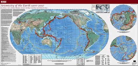 tracks seismic activity in pennsylvania penn state university usgs scientific investigations map 3064 seismicity of the