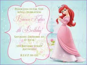 1st birthday princess invitation wording pictures reference