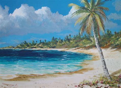 Vieques Island Paintings By Nancy Armour