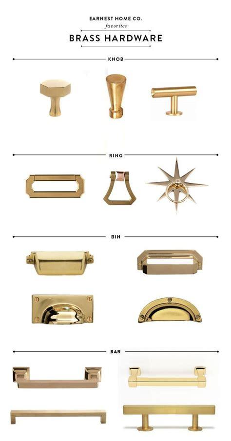 Brass Kitchen Cabinet Hardware by Best 25 Brass Cabinet Hardware Ideas On Gold