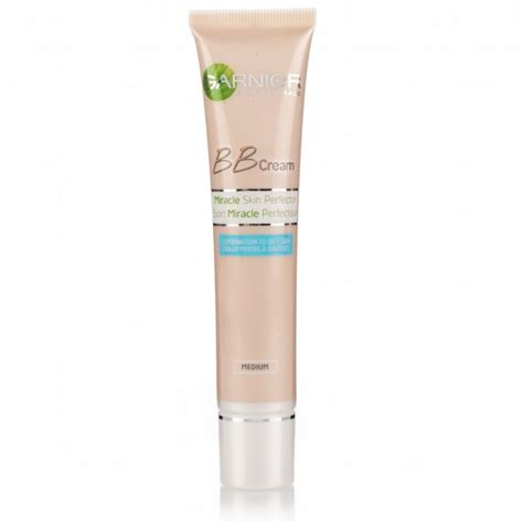 Foundation Garnier Garnier Bb Miracle Skin Perfector For Combination To
