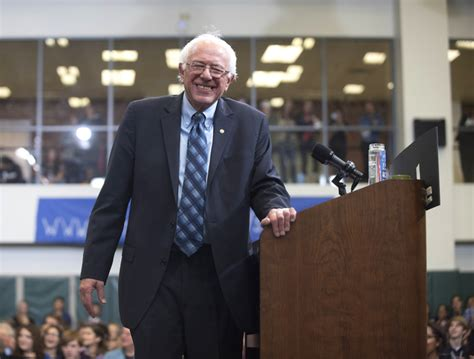 Bernie Sanders Criminal Record Bernie Sanders Says He Would Remove Pot From Federal List