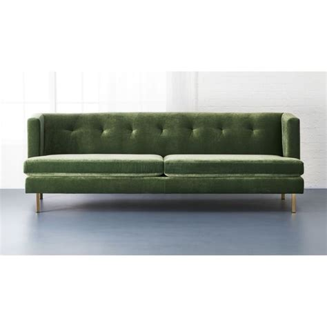 cb2 avec sofa 12 best images about new studio shopping list on pinterest