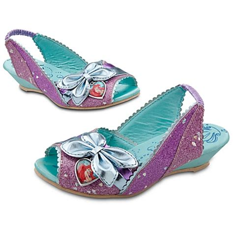 ariel shoes for disney princess ariel costume shoes sz 11 12