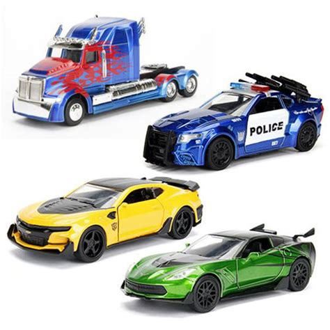 Die Cast Truck Car Build City transformers the last diecast vehicles by toys actionfiguresdaily