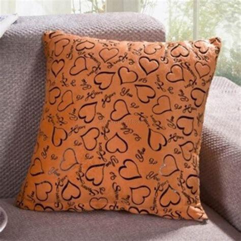 sofa pillow cases heart retro throw pillow cases home bed sofa decorative