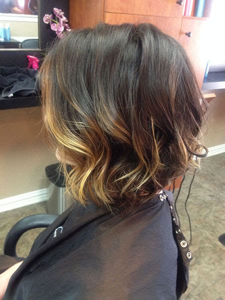 short bob soft waves appealing short hairstyle ideas with loose curls short