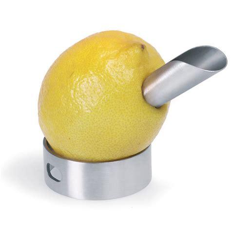 lemon juicer blomus utilo lemon squeezer the green