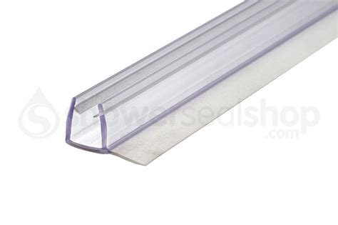 Shower Seals For Glass Doors 4 6mm Bottom Drip Shower Seal