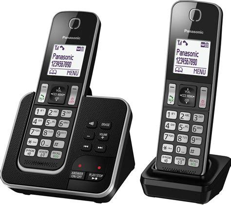 Dispenser Panasonic buy panasonic kx tgd322eb cordless phone with answering