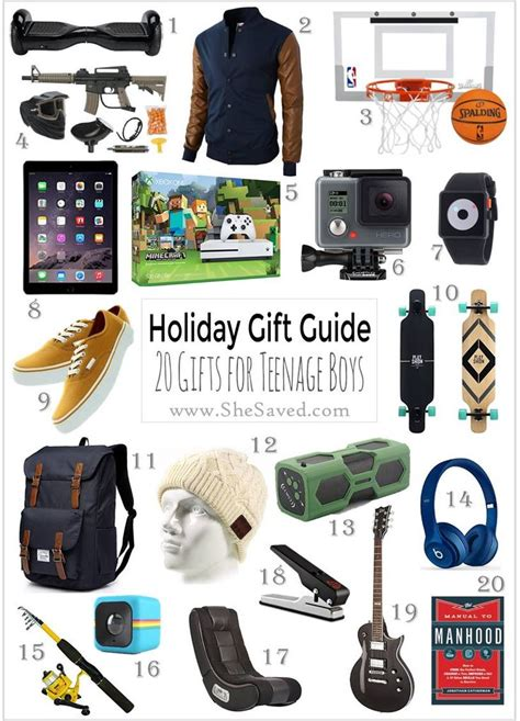 Best  Ee  Ideas Ee   About Teen Boy Gifts On Pinterest Gifts