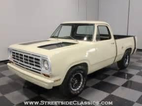 1974 Dodge D100 For Sale 1974 Dodge D100 Truck Cars