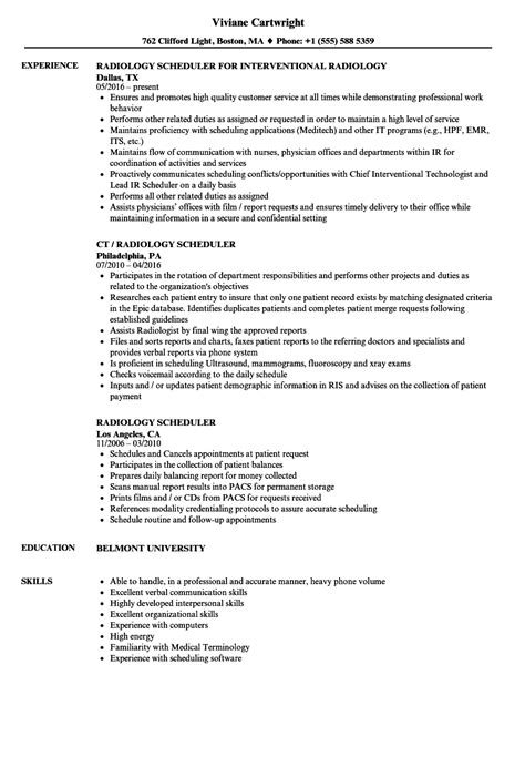 radiology resume occupancy specialist sle resume biomedical researcher sle resume