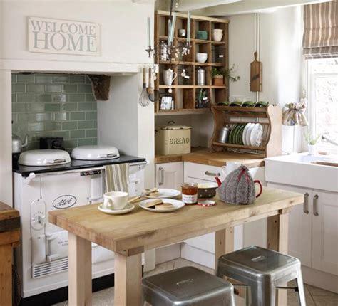 come arredare una casa country come arredare la cucina in stile country donna moderna