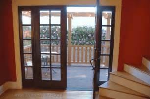 exterior doors wood doors