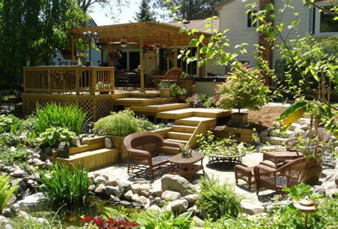 Backyard Makeover Ideas by Backyard Makeover Ideas For Designing Your