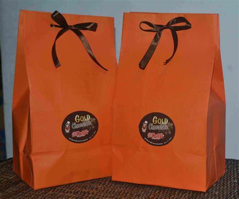 Paper Bag Xl Coklat jual coklat kiloan gold chocolate kemasan paper bag enes choco