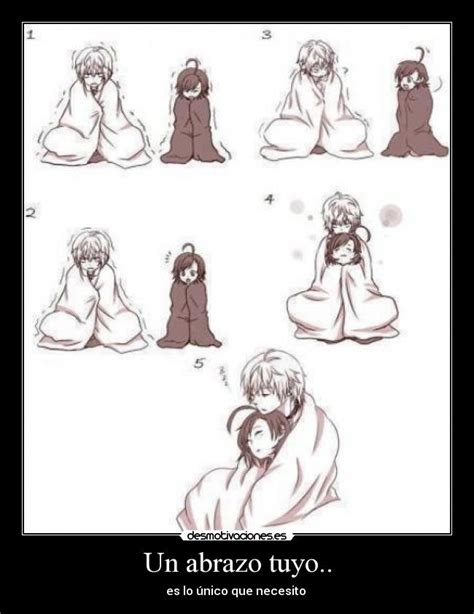 imagenes que digan necesito un abrazo tuyo un abrazo tuyo desmotivaciones