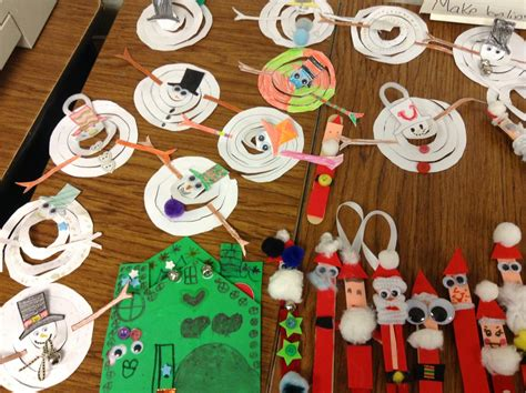 christmas craft activities for middle school students more than elementary crafts