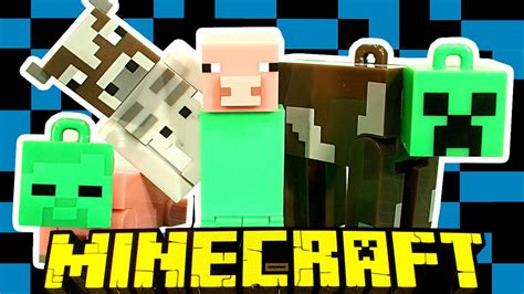 Blind Minecraft Minecraft Hangers Blind Bags Hack The Good The Bad Amp Ugly