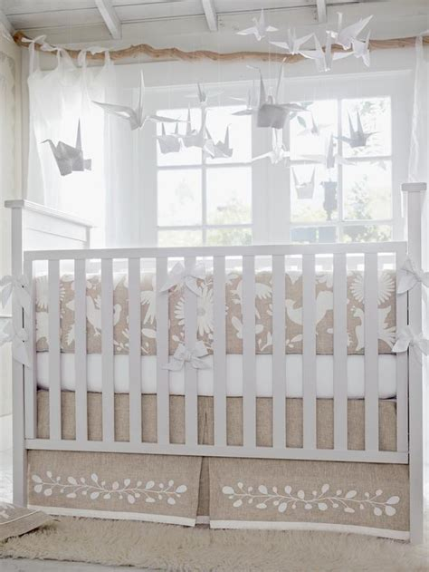 beige crib bedding dormitorio fresco designing your baby s nursery too
