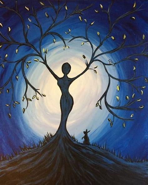 acrylic painting easy best 20 easy acrylic paintings ideas on
