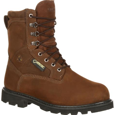 outdoor boots 6223 rocky ranger steel toe insulated tex 174 work boots