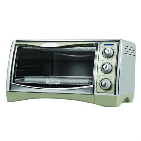Toaster Convection Ovens On Sale Black Decker Cto4500s Broil Convection Toaster