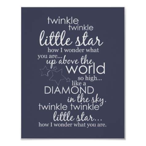 different colors lyrics twinkle twinkle prints twinkle twinkle free