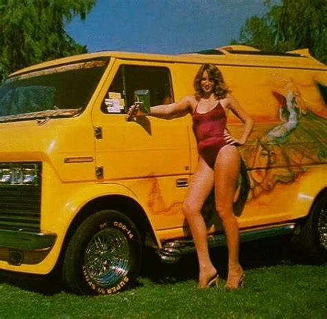 buick beach babe on bed quot infinite surf quot custom 70 s ford van custom vans