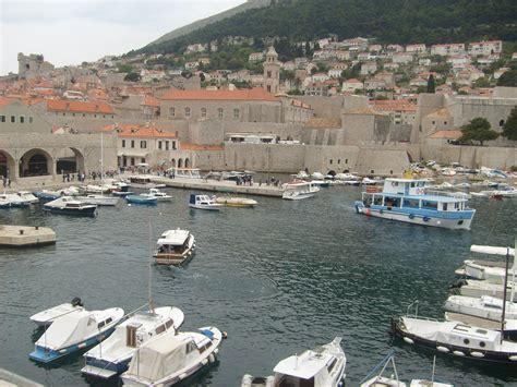 porto dubrovnik porto di dubrovnik viaggi vacanze e turismo turisti