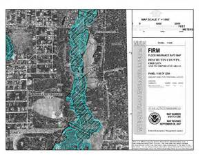 fema flood insurance rate map