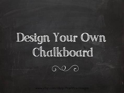 Design Your Own Chalkboard We Re Expecting Chalkboard Pregnancy Announcement Templates Free