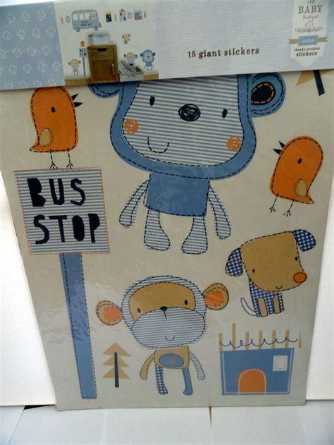 next nursery wall stickers next baby cheeky monkey 15 wall stickers removable wall nursery b