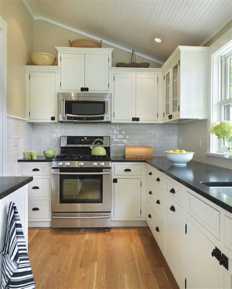 Black Kitchen Island With Stools by Slanted Ceilings For A Unique Touch In Your Home S