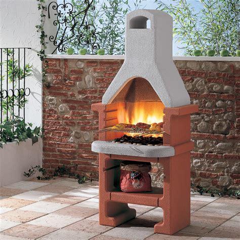 Corea Masonry Barbecue