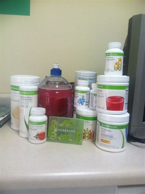 Herbalife Detox Tea by 67 Best Proper Supplements Images On