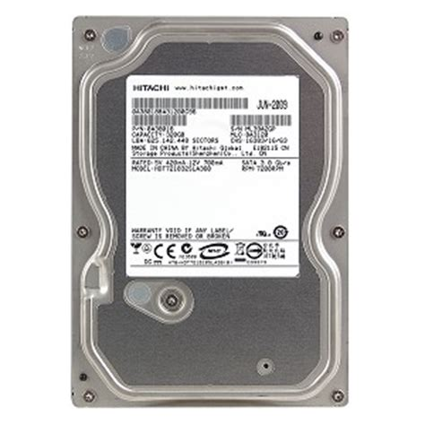 hitachi 320gb hdd clickbd
