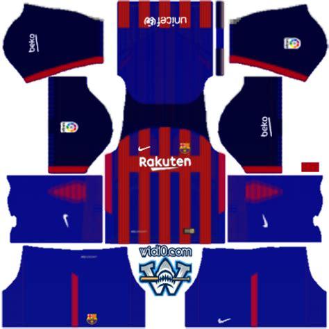 barcelona logo url barcelona fc dls18 17 fantastik yeni sezon 17 18 forma