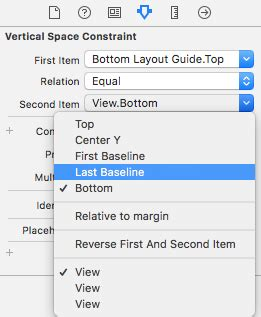 top layout guide constraint ios how to get rid of white space at bottom of launch
