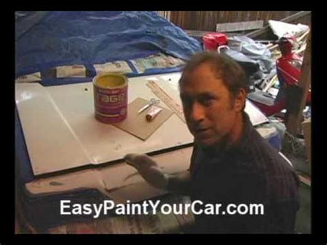 learn car body work repair easy to follow step by step guide on dvd video ebay easy how to paint a car how to paint your car painting a car learn to paint car putty repair