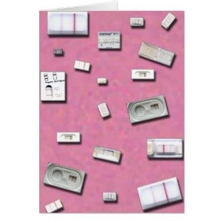 make sure home pregnancy test card pregnancy cards photocards invitations more